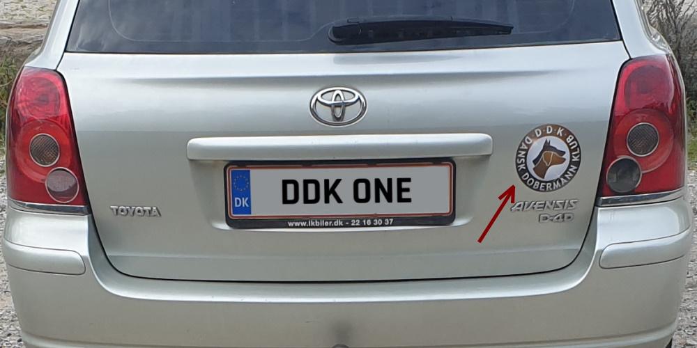 DDK-Streamer til bil